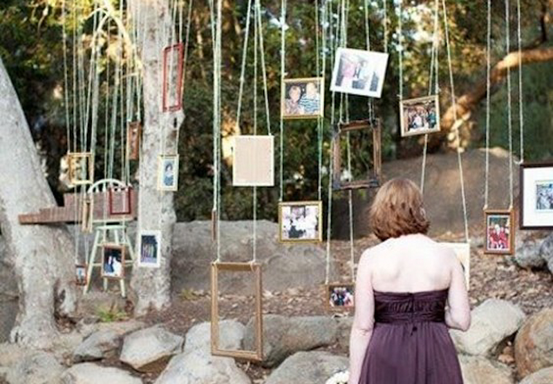 How to Recognize Lost Loved Ones on Your WeddingDay